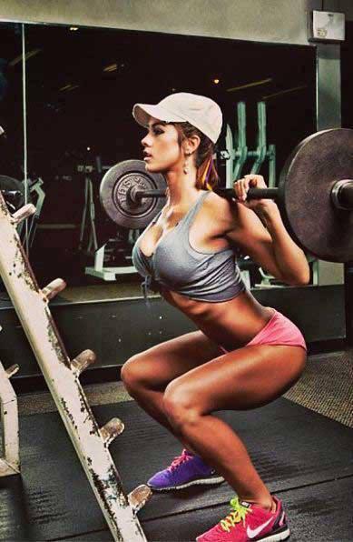 squats-woman